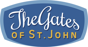 The Gates of St. John
